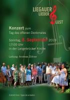 Konzert Liegauer Liederlust