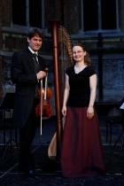 Rebekka Froemling und Christoph Geibel